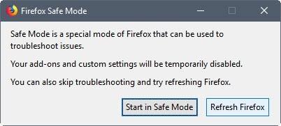 Nhiều tiện ích độc hại của Firefox và Chrome chặn quyền truy cập quản lí của người dùng