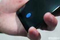 Smartphone được tích hợp cảm biến vân tay dưới màn hình của Vivo