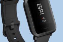 Amazfit Bip: đồng hồ thông minh trị giá 99,99USD có pin hơn 30 ngày