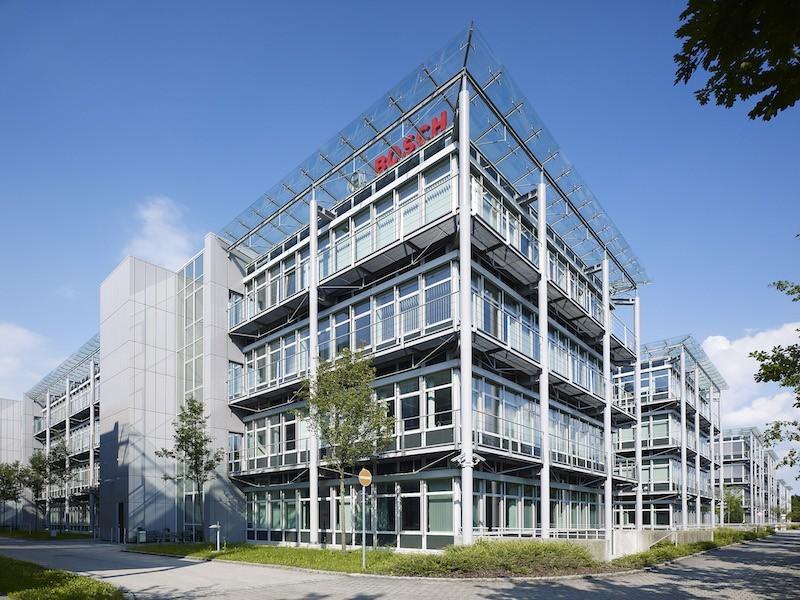 Bosch đổi tên Hệ thống An ninh thành Bộ phận Công nghệ Tòa nhà
