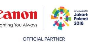 Canon đồng hành cùng Đại Hội Thể Thao Châu Á Asian Games 2018