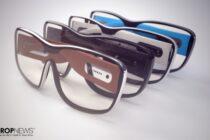 Mời bạn xem một mẫu concept kính AR của Apple