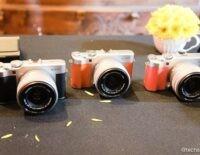 Fujifilm XA-5 ra mắt với ống kính tiêu cự mới, giá 15 triệu đồng