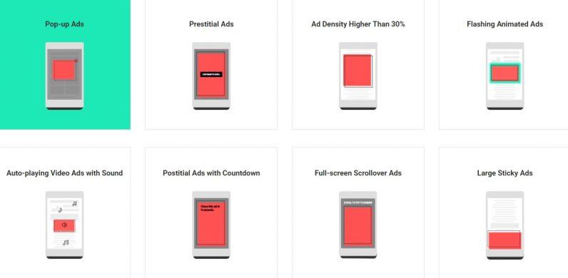 Google cho biết việc chặn quảng cáo trên Chrome