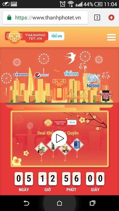 Google, Publicis One và Tiki ra mắt phương thức mua sắm độc đáo mùa Tết 2018