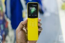 HMD Global giới thiệu phiên bản mới của Nokia 8110 tại MWC 2018
