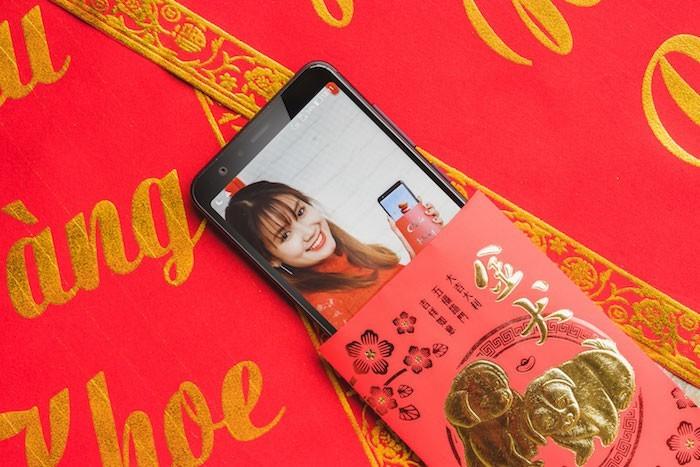 Mua ASUS ZenFone Max Plus dịp Tết Nguyên Đán 2018 đều được nhận lì xì