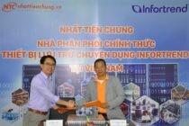 Nhất Tiến Chung trở thành nhà phân phối của Infortrend