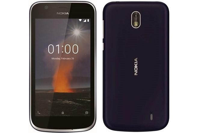 Nokia 1 giá rẻ đạt chứng nhận FCC trước thềm MWC 2018