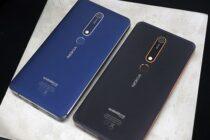 Nokia 6 (2018) tầm trung ra mắt, giá 7,8 triệu đồng