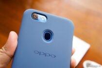 OPPO F5 có thêm bản xanh thạch anh, bán độc quyền tại Thế Giới Di Động