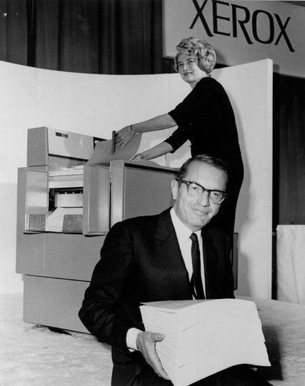 Thương vụ Xerox-Fujifilm và sự đắng cay của quy luật đào thải