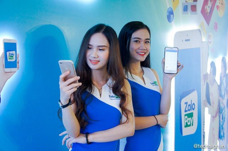 Ứng dụng thanh toán điện tử ZaloPay giới thiệu chương trình Tết Mậu Tuất