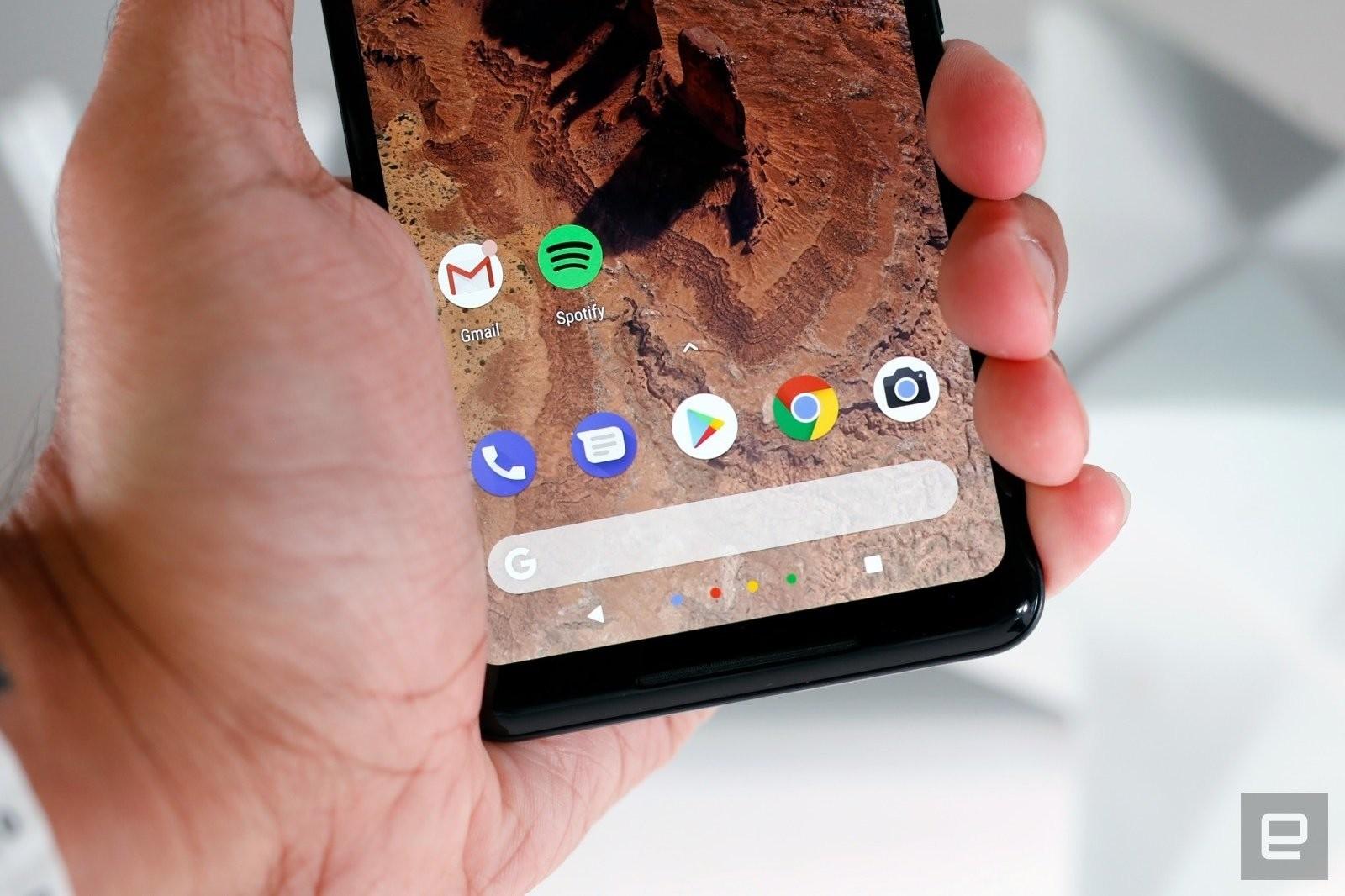 Google chặn ứng dụng trên các máy Android chưa cấp phép