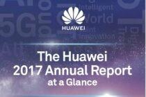 Huawei công bố báo cáo thường niên 2017
