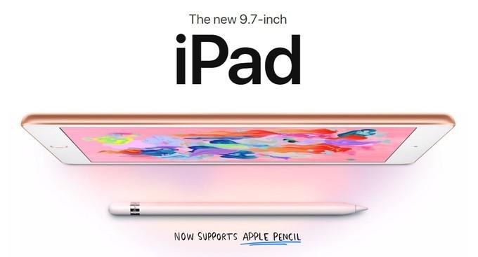 iPad 9,7 inch mới trở thành máy đầu tiên chạy iOS 11.3 chính thức
