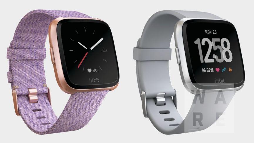 Lộ diện chiếc đồng hồ thông minh sắp ra mắt của Fitbit