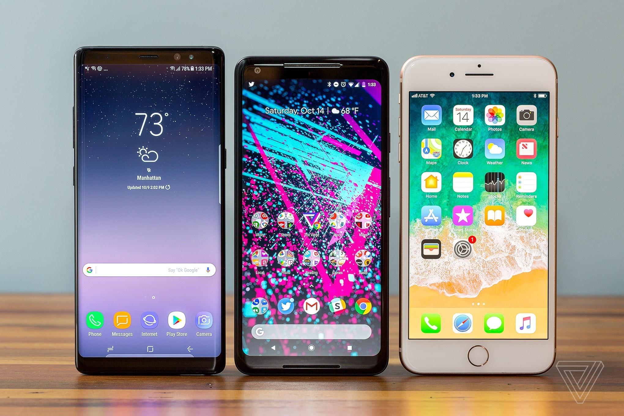 Người dùng trung thành với Android hơn iOS