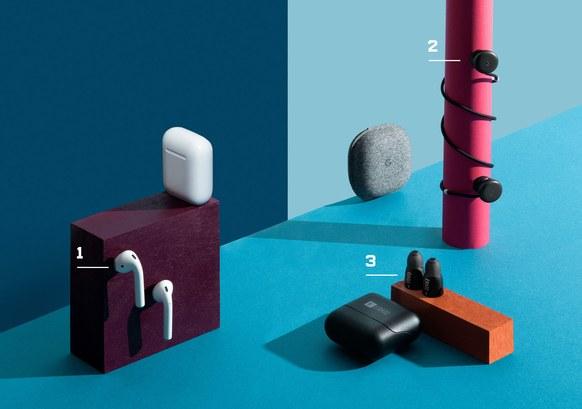 Những chiếc tai nghe không dây không thể thiếu trong những chuyến du lịch