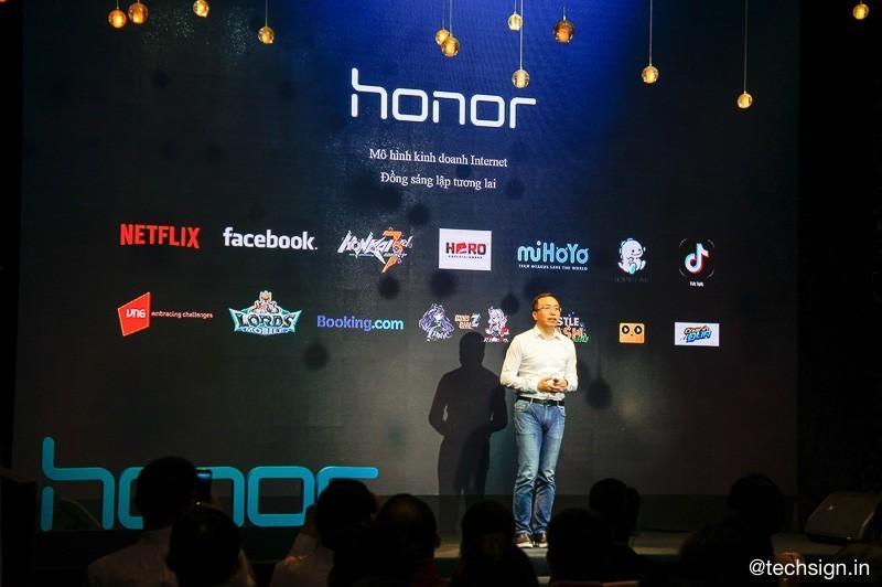 Honor trở lại thị trường Việt với bộ đôi Honor 7x và Honor 9 Lite