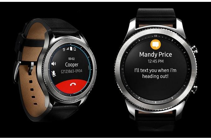 Có thể Samsung ra mắt đồng hồ thông minh Gear S4 vào năm nay