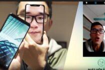 """""""Thử thách"""" tính năng Face Unlock trên Nova 2i"""