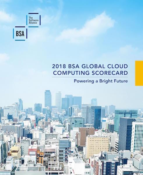 Việt Nam chưa cải thiện thứ hạng Thẻ điểm Điện toán đám mây Toàn cầu