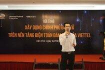 Viettel IDC giới thiệu giải pháp nền tảng cho chính phủ điện tử và thành phố thông minh