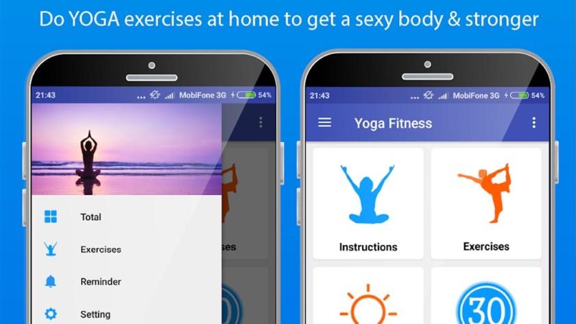 15 ứng dụng Android tốt nhất cho Thể Dục và Thể Hình