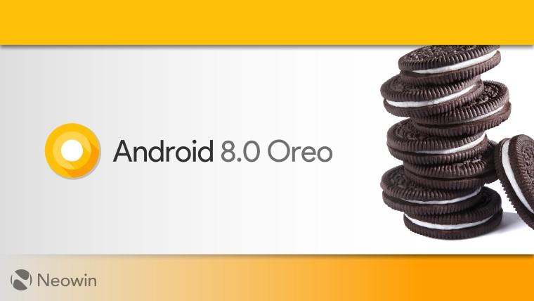 Thị phần Android: Nougat vẫn dẫn đầu, Oreo bắt đầu bứt tốc