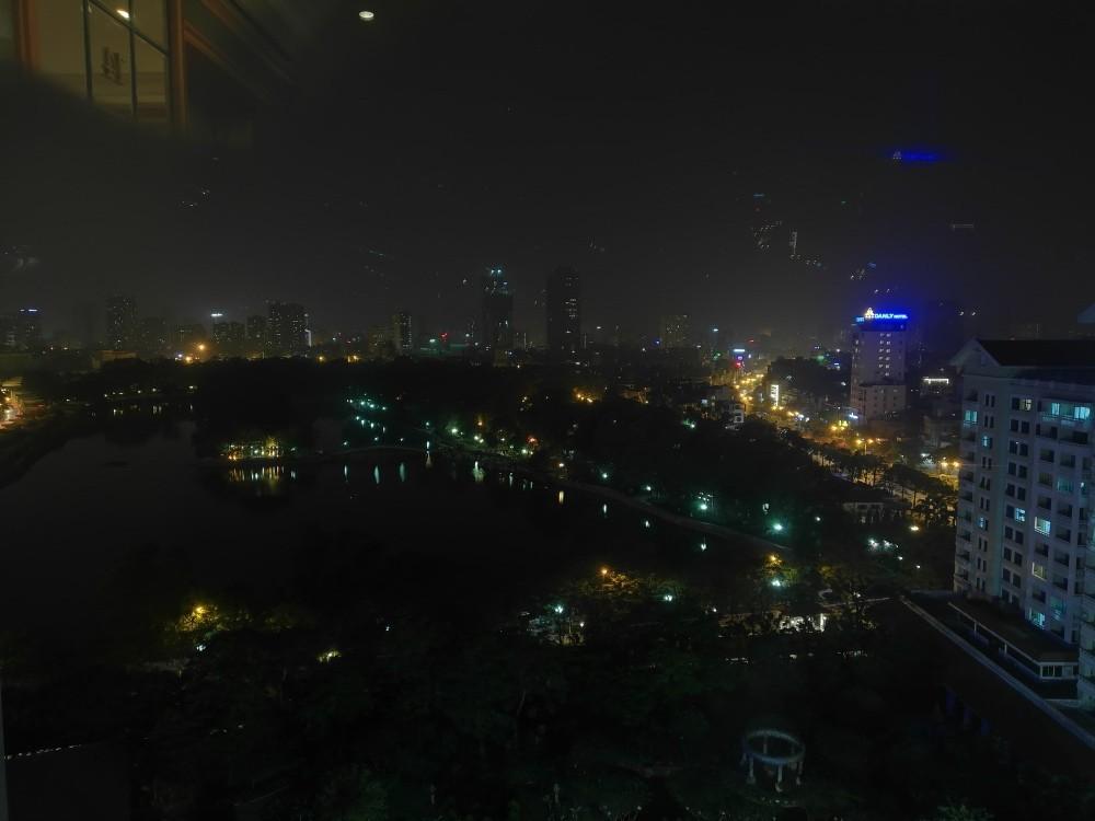 Ảnh chụp từ Huawei Nova 3e