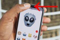 Animoji của iPhone X vẫn hoạt động khi che cảm biến Face ID