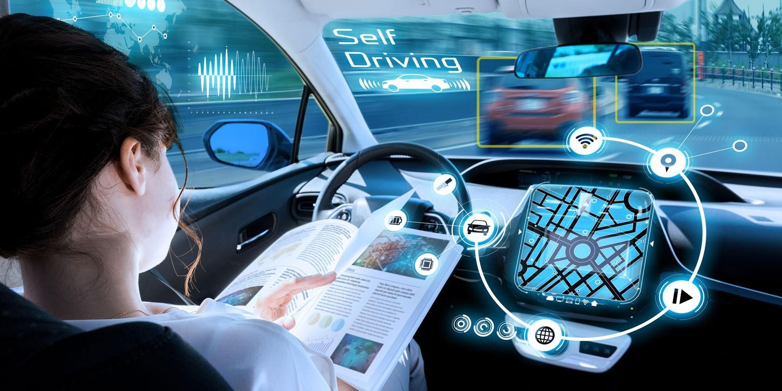 Apple tích hợp công nghệ AR lên xe tự hành