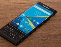 BlackBerry Priv bất ngờ nhận cập nhật firmware