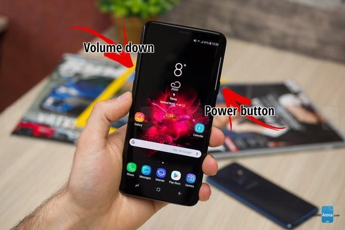 Cách hard reboot Samsung Galaxy S9 và S9 Plus nhanh chóng