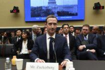 CEO Facebook bị Hạ viện 'xoay' quanh chuyện bảo vệ dữ liệu