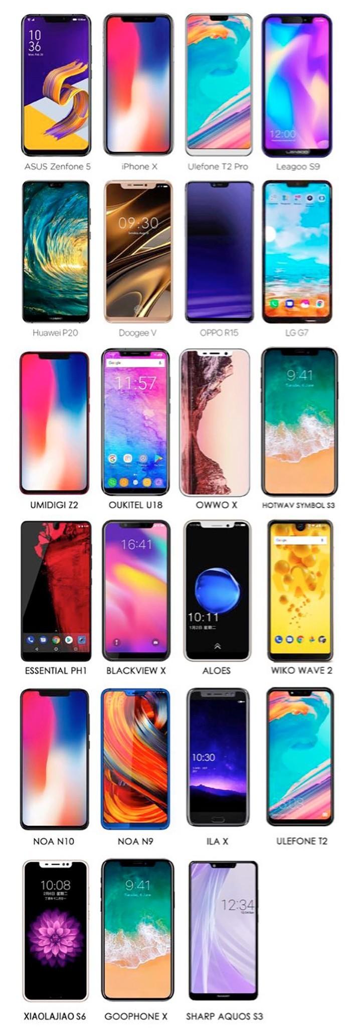 """Điện thoại Android không sở hữu thiết kế Apple mới là """"hàng hiếm"""""""