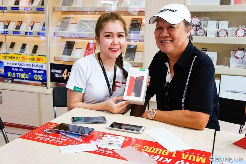 FPT Shop mở bán OPPO F7, ghi nhận gần 5000 đơn hàng