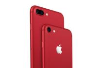 iPhone 8/8 Plus đỏ, iPhone X vàng có thể ra mắt hôm nay