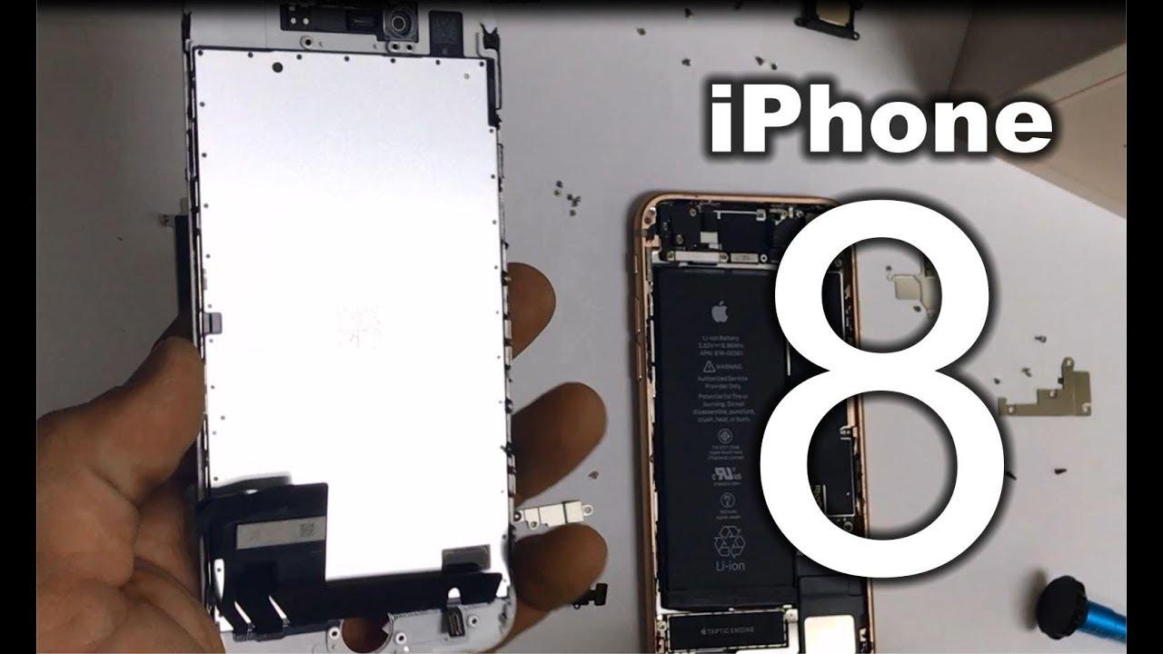 iPhone 8 bị liệt cảm ứng khi nâng cấp lên iOS 11.3 nếu sử dụng màn hình lô