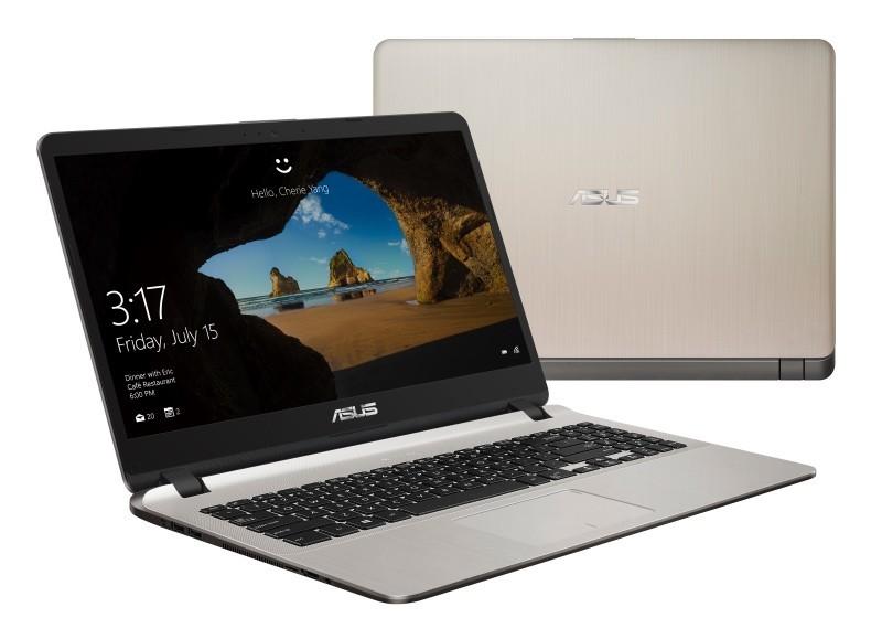 ASUS lên kệ laptop phổ thông X407 và X507