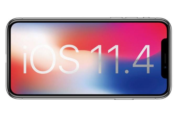 Hé lộ những tính năng mới trên iOS 11.4