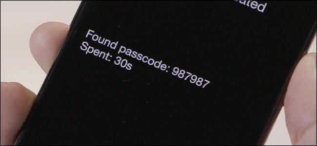 Mật khẩu iPhone đang bị đe dọa bởi thiết bị GrayKey