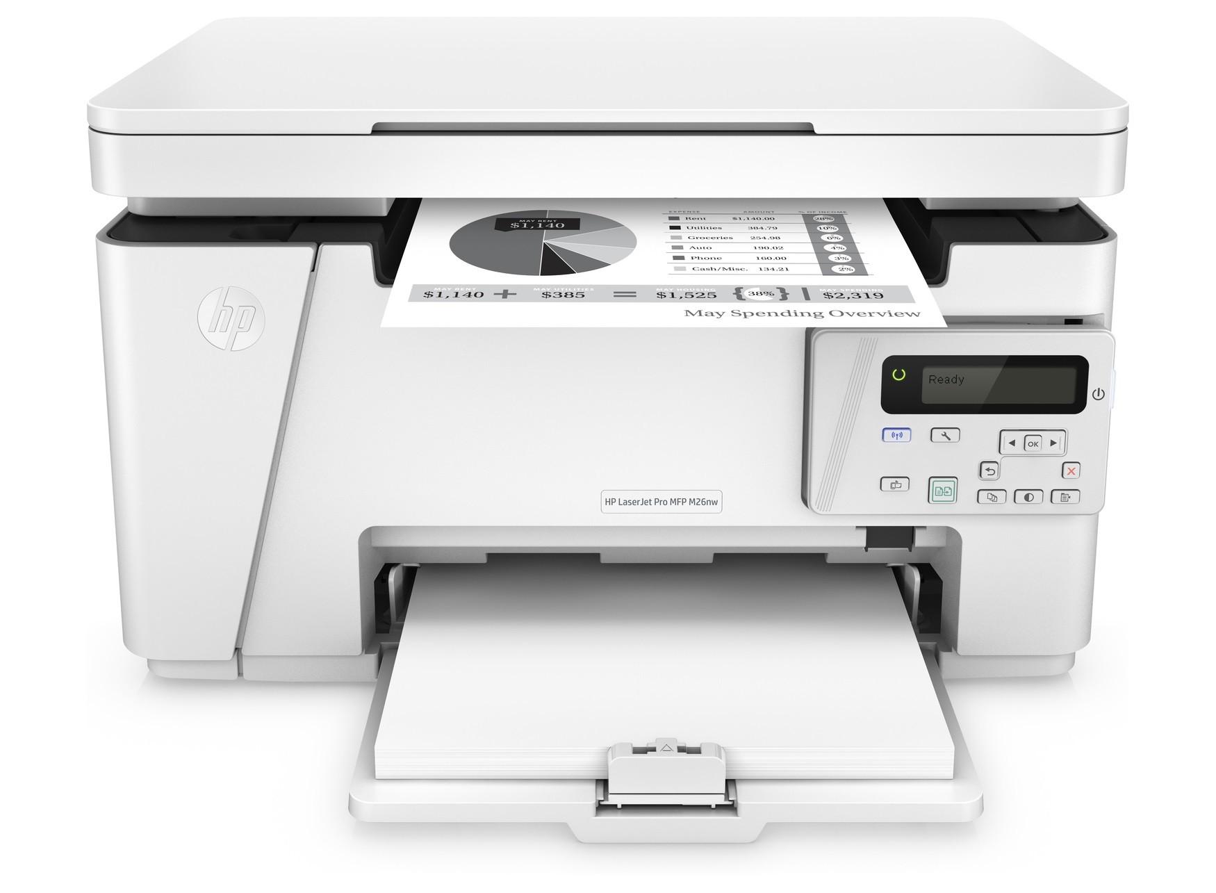 HP giới thiệu dòng máy in Laser mới, giá từ 2,2 triệu đồng