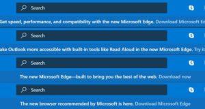 Microsoft quảng cáo Office 365 ngay trong ứng dụng Mail