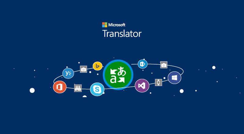 Microsoft Translator cập nhật AI dịch không cần Internet
