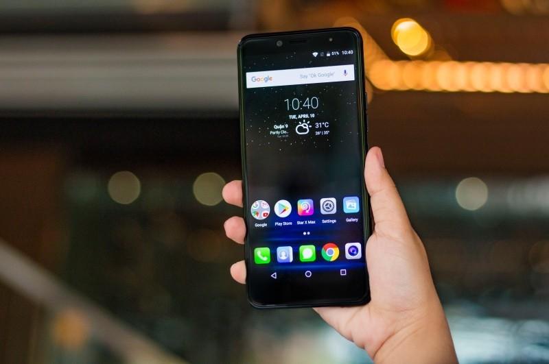 Mobiistar bất ngờ ra smartphone màn hình tràn viền, giá dưới 3 triệu