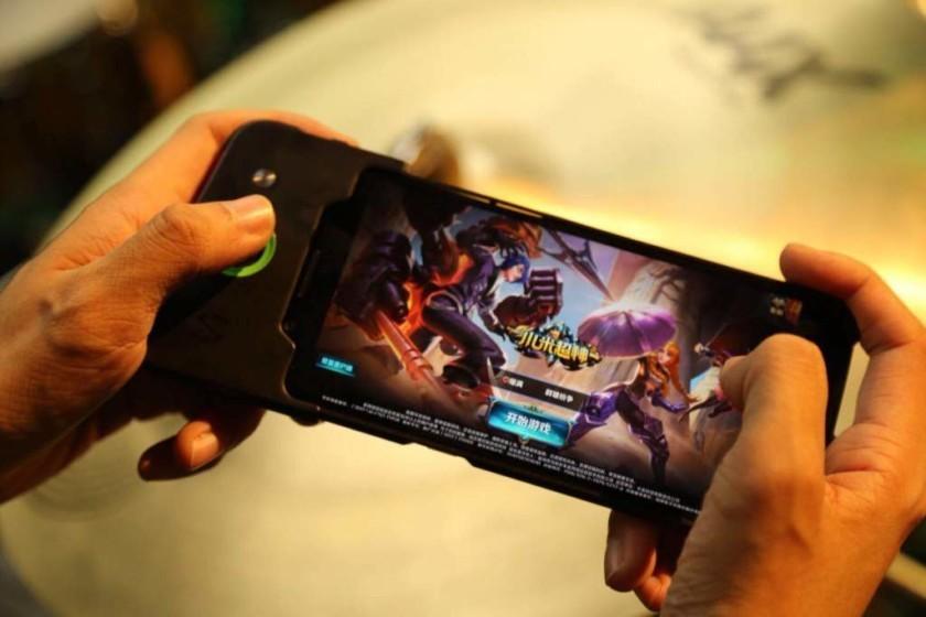 Những mẫu điện thoại Android tốt nhất cho gaming