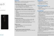Nokia 9 có camera tới 41MP, zoom quang 4X