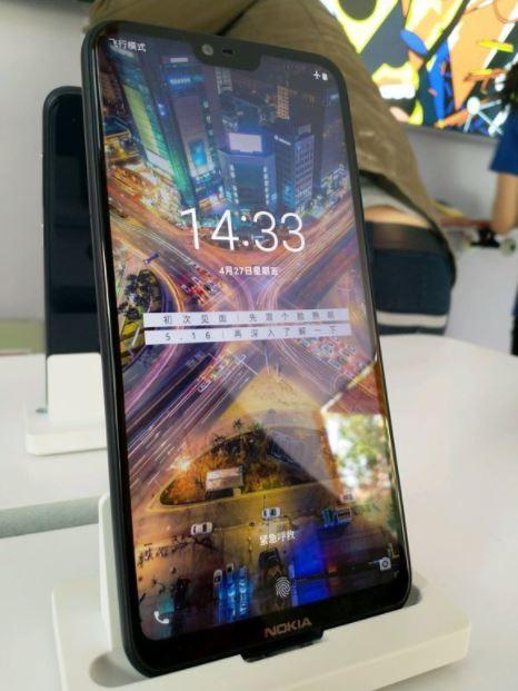 """Nokia X lộ thiết kế """"tai thỏ"""", camera kép"""